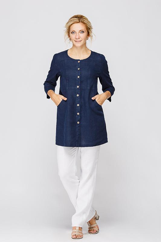 f1756532fb4 Женская одежда из льна оптом - компания Кайрос